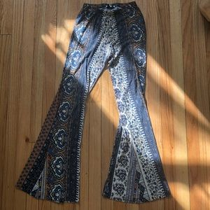 Free People gypsy pants